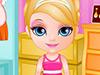 Baby Barbie Cake