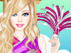 Barbie Cheerleader Dress Up