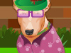 Bull Terrier Dog Dress Up