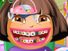 Dora at Dentist