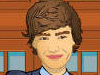 Liam Payne from One Direction Game
