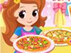 Nancy's Deluxe Pizza