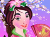 Princess Mulan Charming Makeover