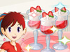 Sara's Cooking Class: Strawberry Parfait