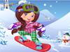 Snowboarder Girl