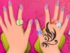 Super Bling Manicure